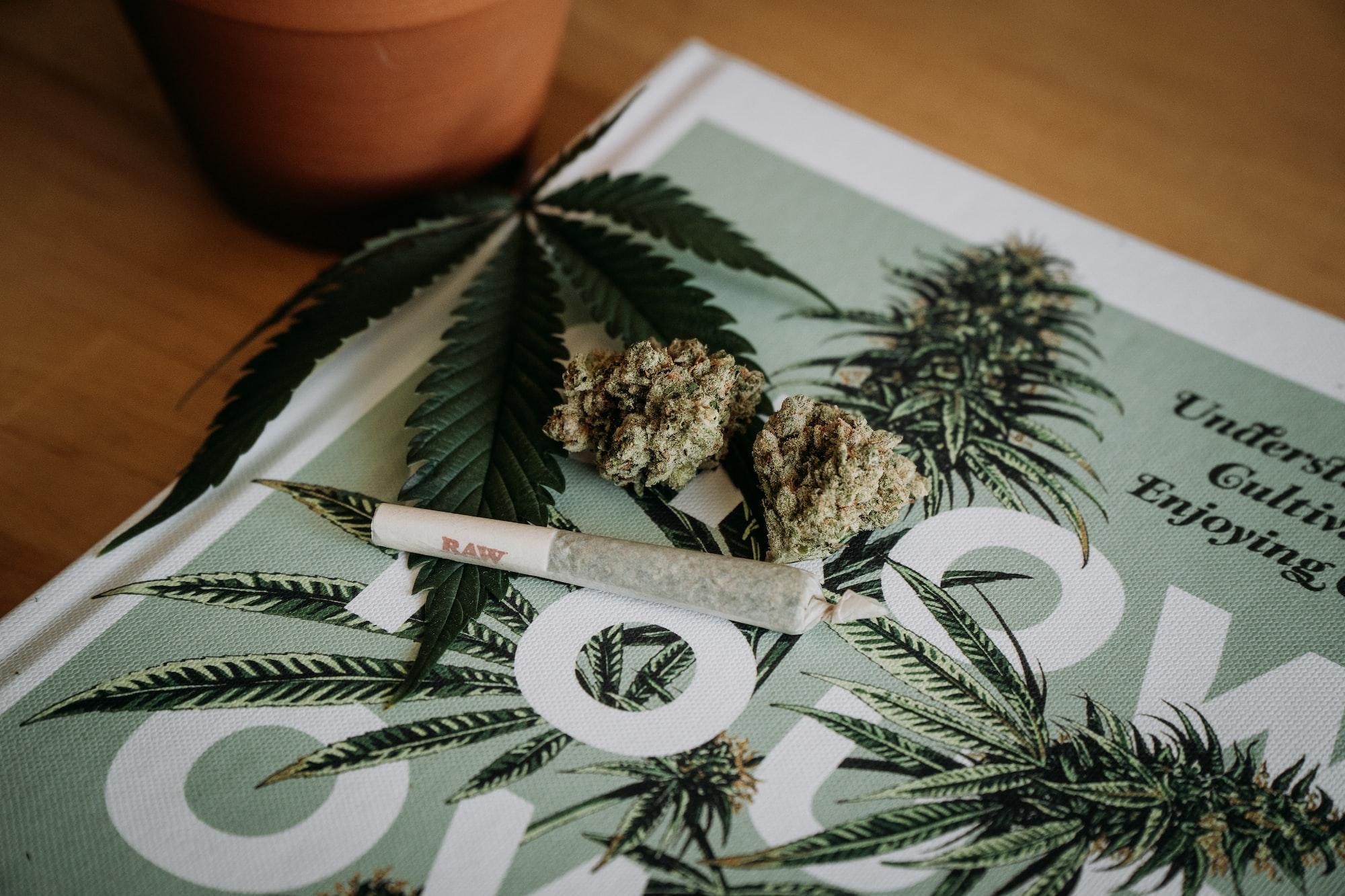 Marijuanan vinner mark i USA