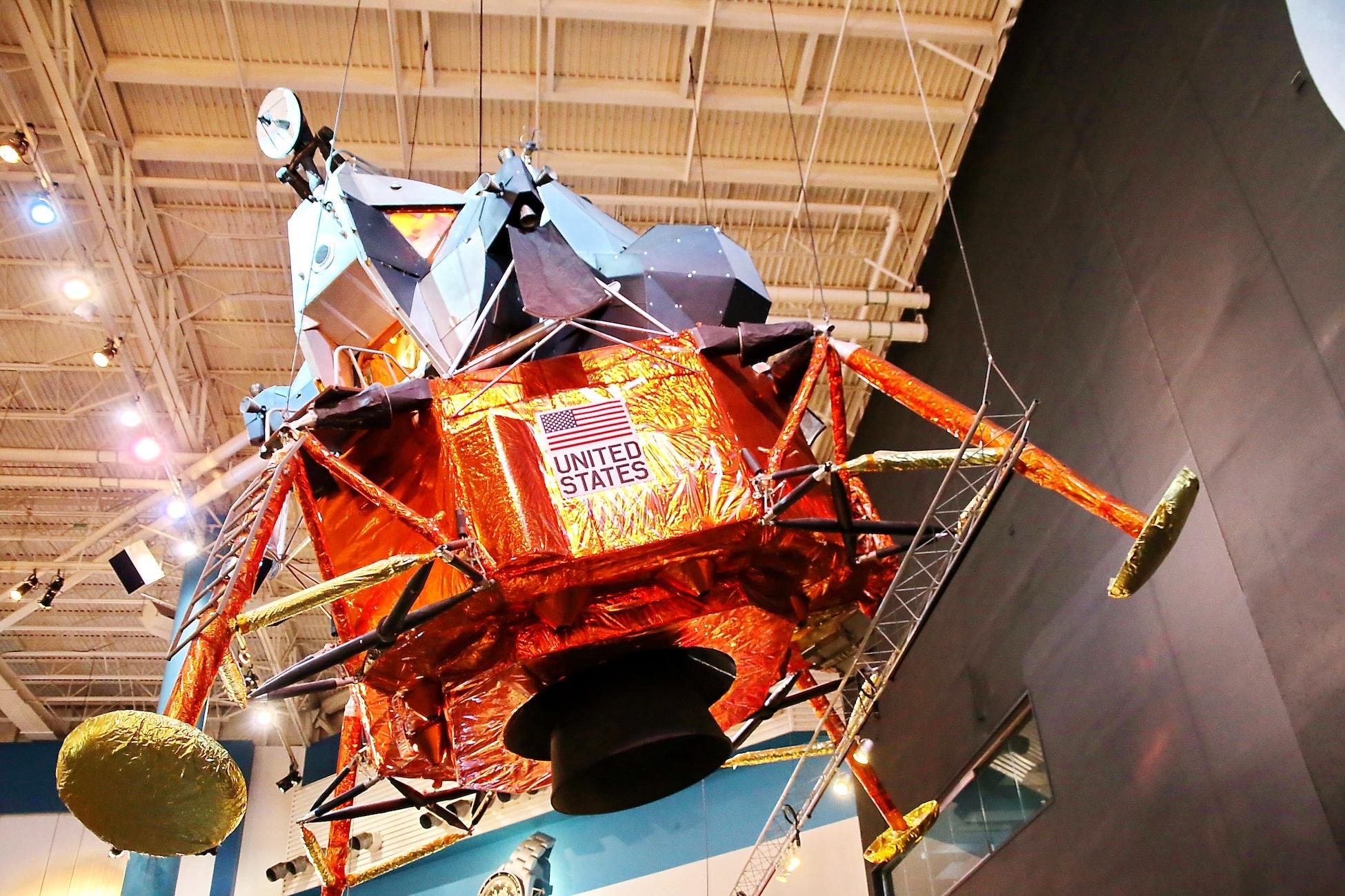 Houston Space Center - things to do Houston