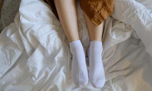 socks pickup line