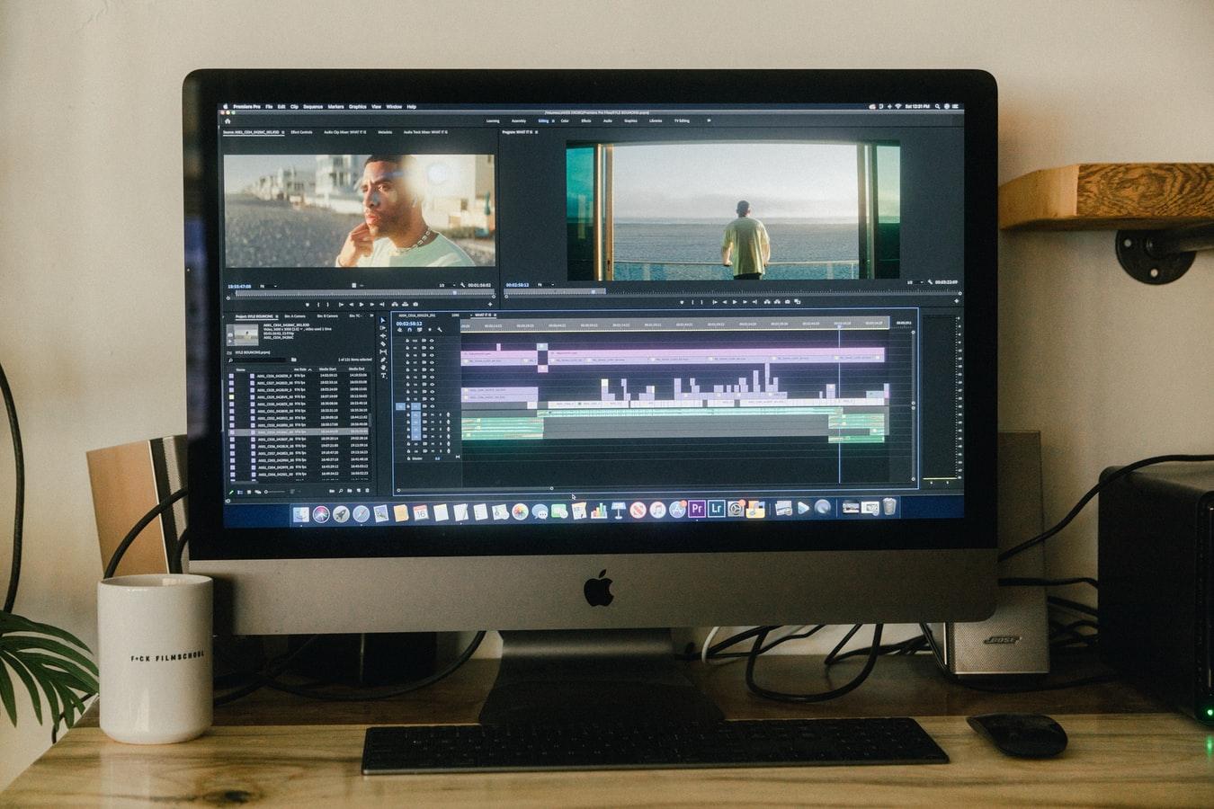 Editing Video #4: Jenis Teknik Editing Film