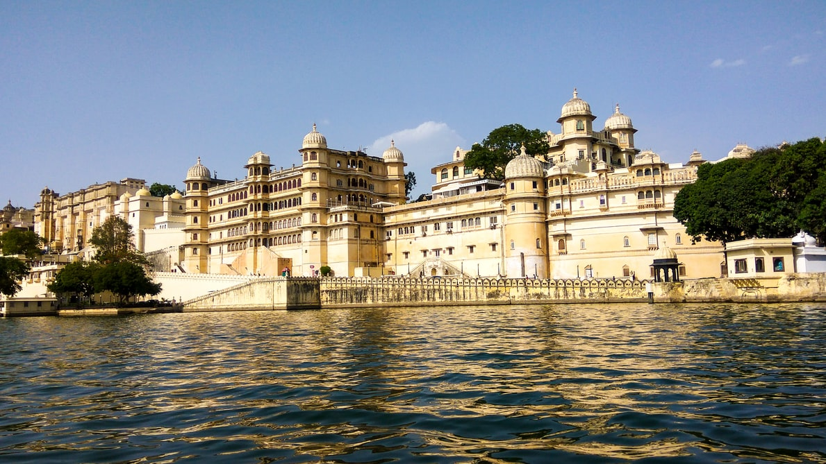 the city palace in Udaipur: attractions to cover in 6 days in Mount Abu