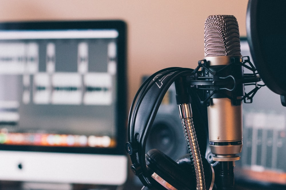 studio de podcast