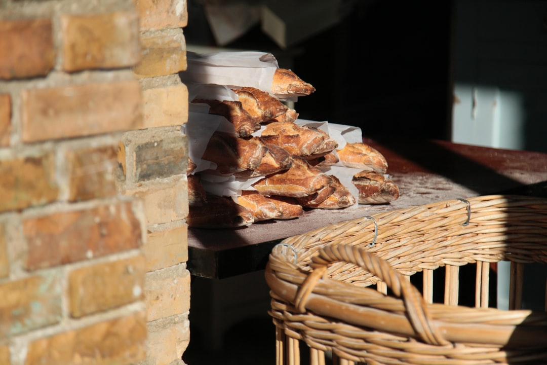 French baguette from Benoit Castel