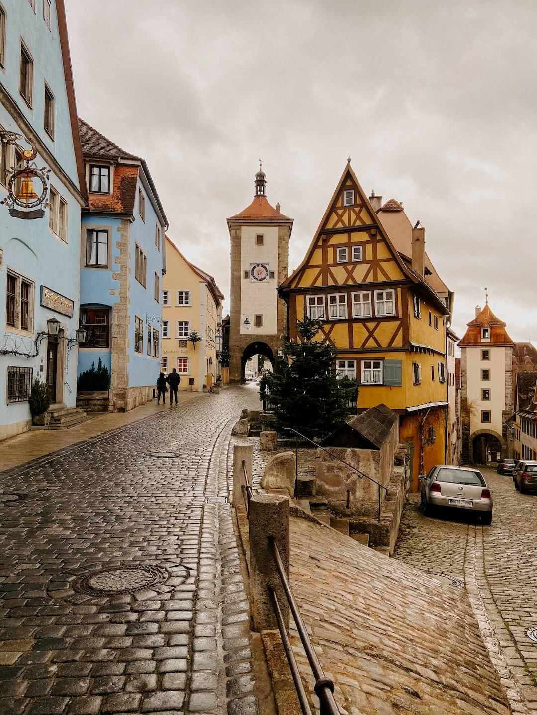 Germany, travel, Rothenburg
