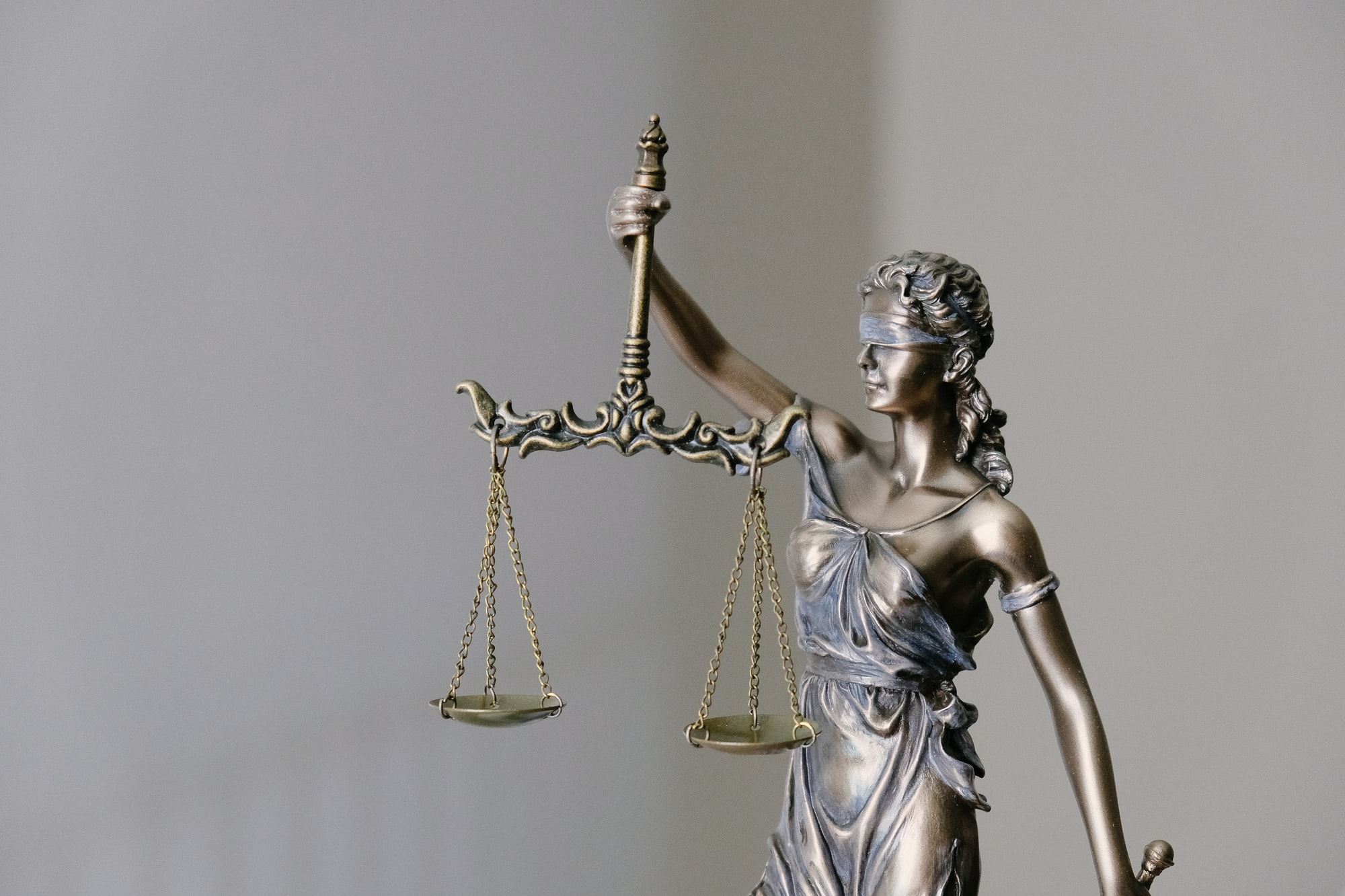 UPDATE: Lady Justice says Meow