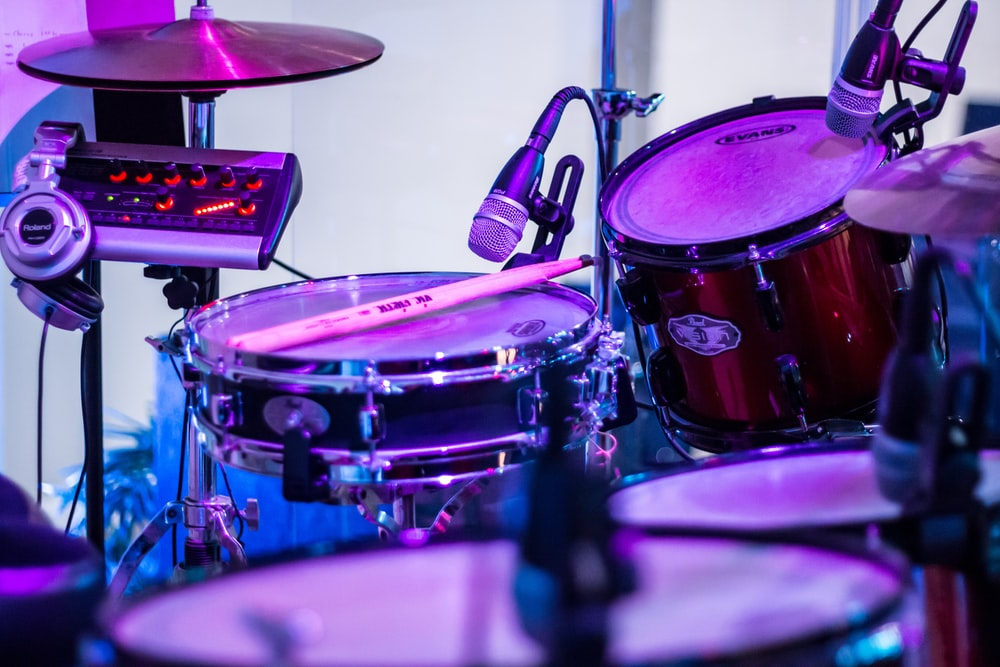 Learn How to Be a Drummer with This App