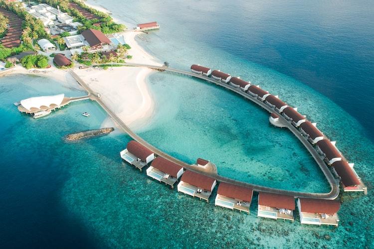 Westin Maldives resort