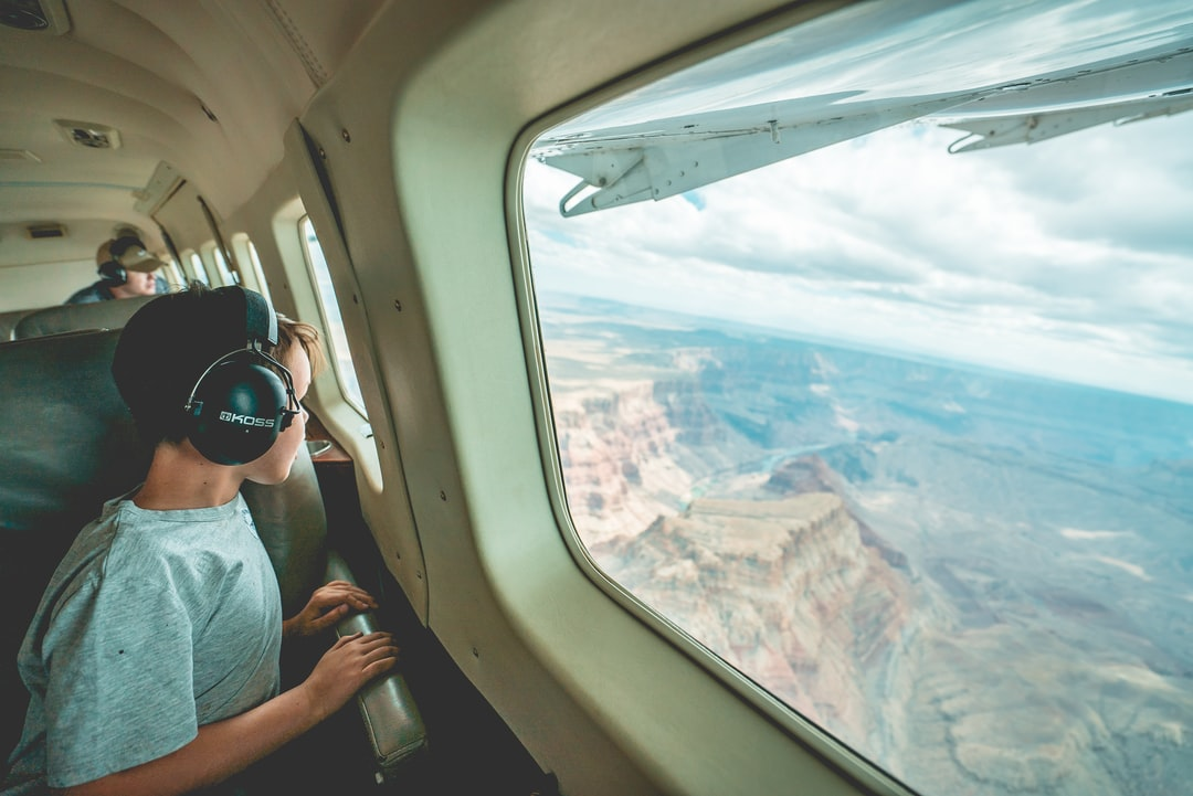 Grand Canyon Air Tour with Westwind Air Service