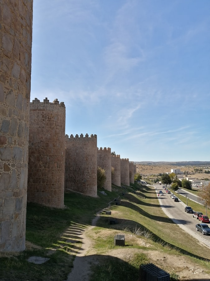 The walls: Things to do in Ávila
