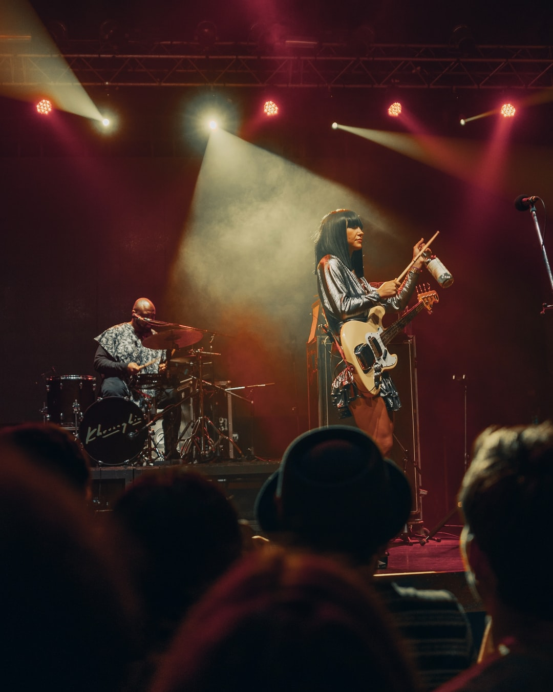 Khruangbin live in Buenos Aires