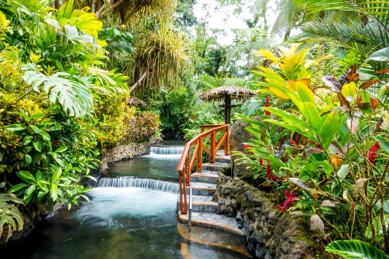 kostaryka gorace zrodla wulkan arenal