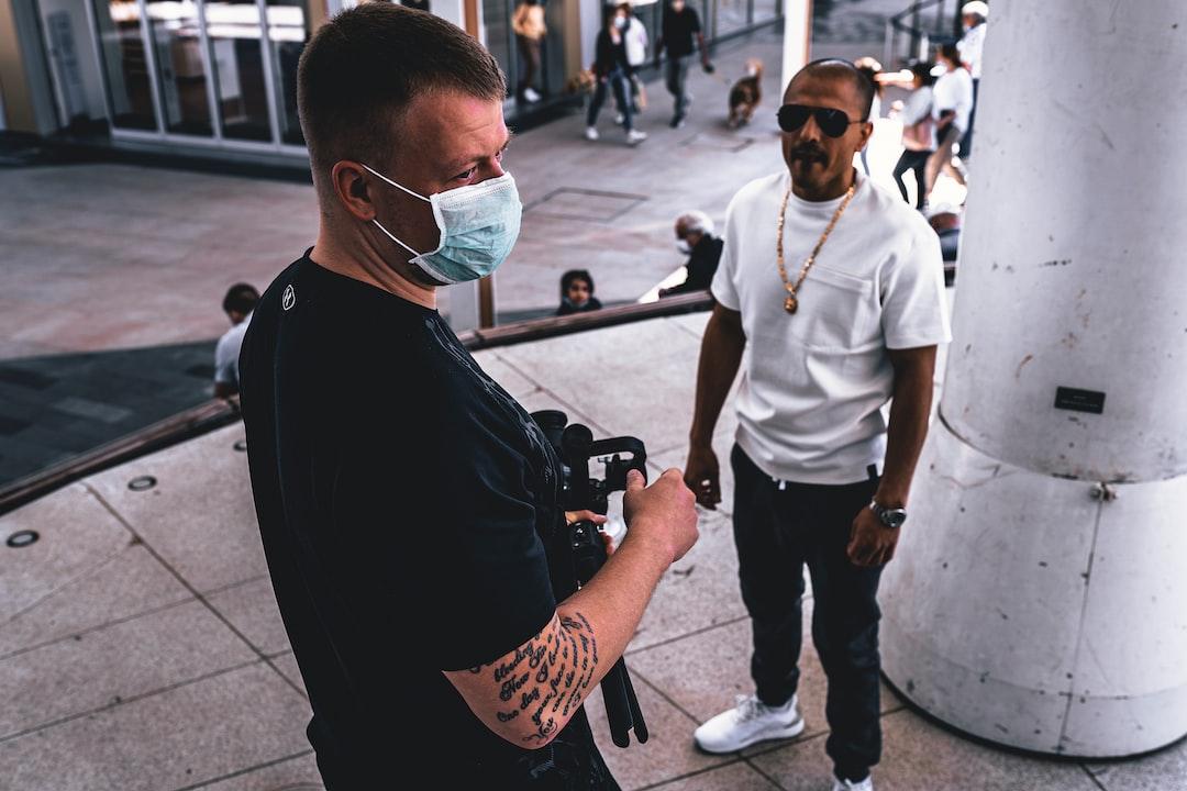 behind the scenes w/ rapper Rebaz