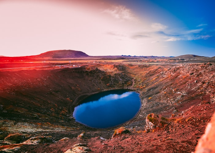 Kerid Crater, Things to do in Selfoss
