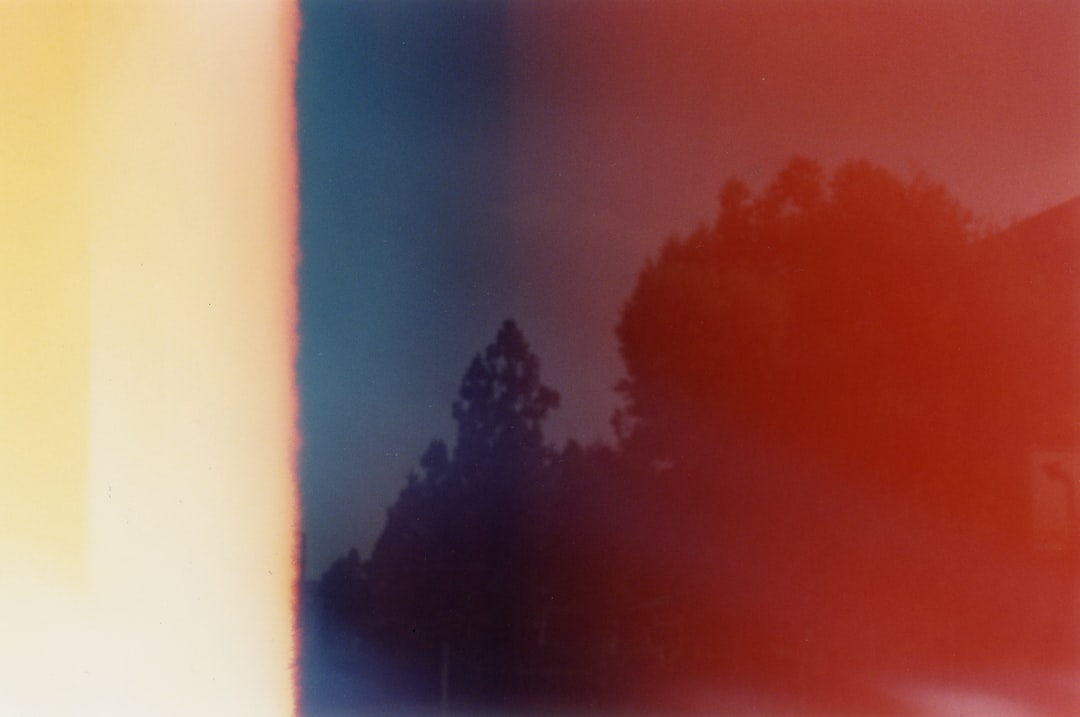 Somehow with the way film can work, mistakes happen and this one is a happy one.