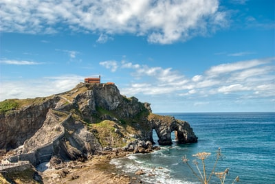 San Juan de Gaztelugatxe chapel - Game of Thrones Dragonstone chapter location