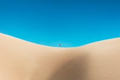 High Dune, Great Sand Dunes National Park, Colorado.