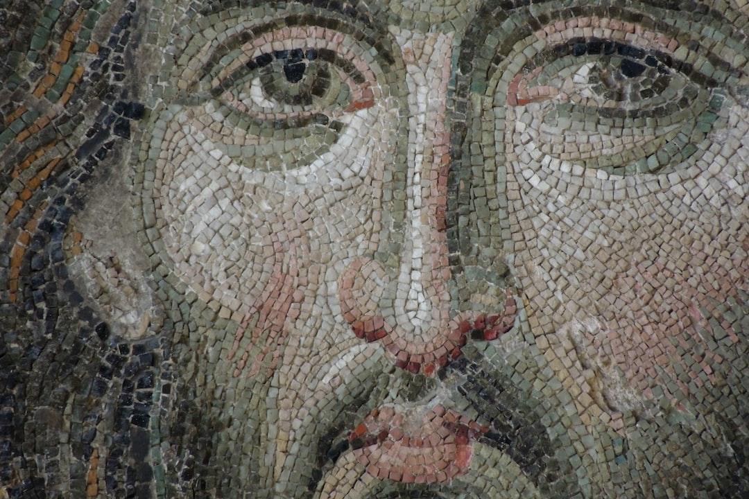 Aya Sophia Byzantine Mosaique, Istanbul, Turkey