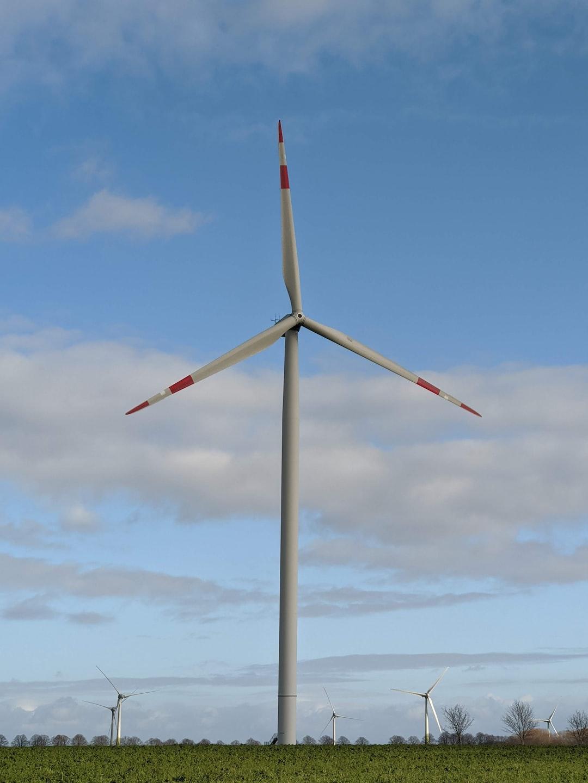 Nordex N110 Windturbine