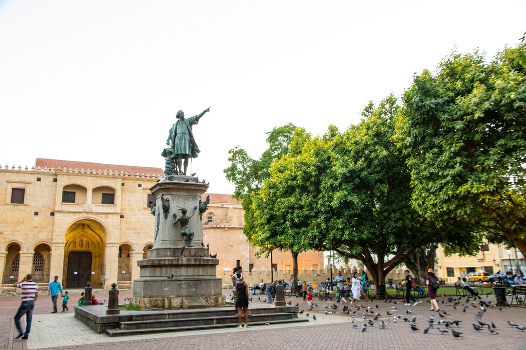 Christopher Columbus Statue - Dominican Republic