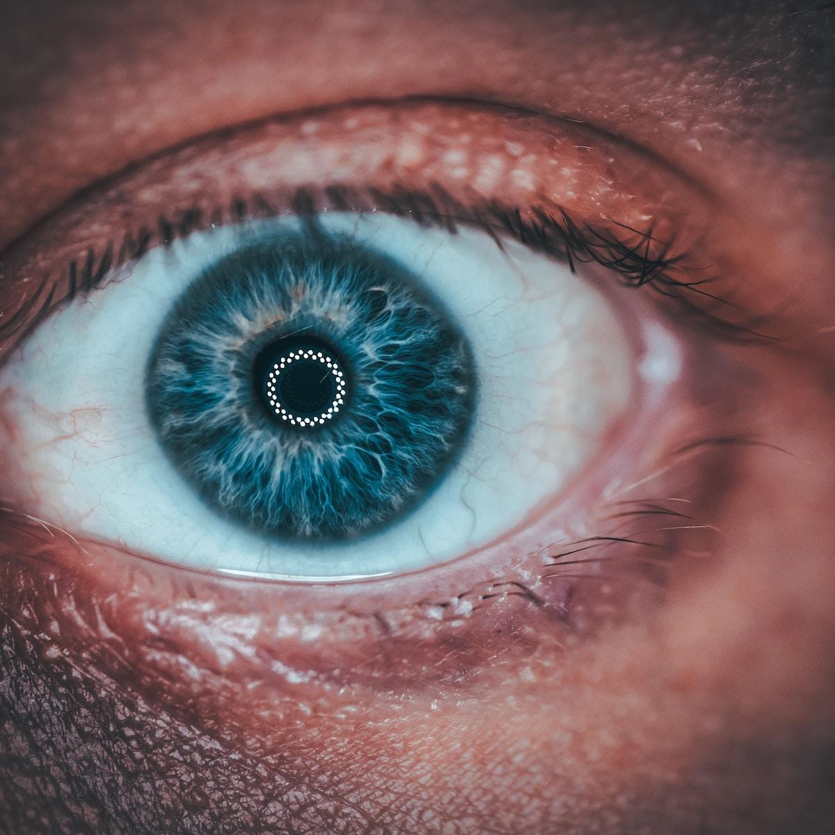 lentes de contacto de realidad aumentada