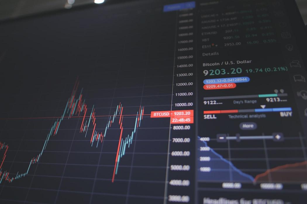 COVID impact on stock market –image