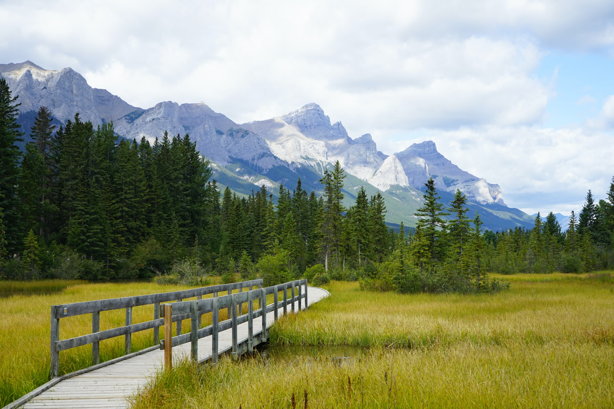 Vacation in Canmore, Alberta