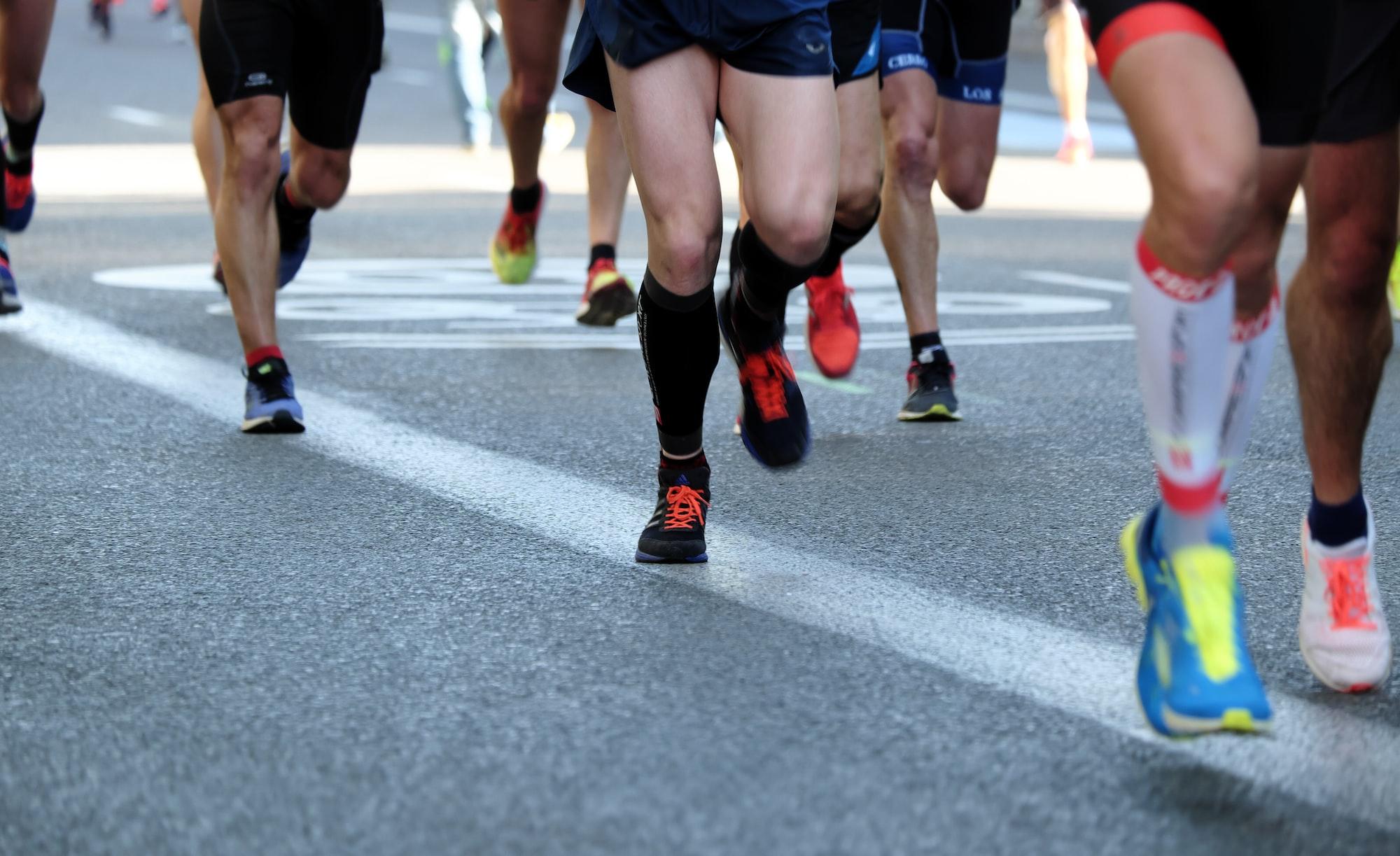 วิธีสร้างรอบขา ในการวิ่งให้สูงขึ้น