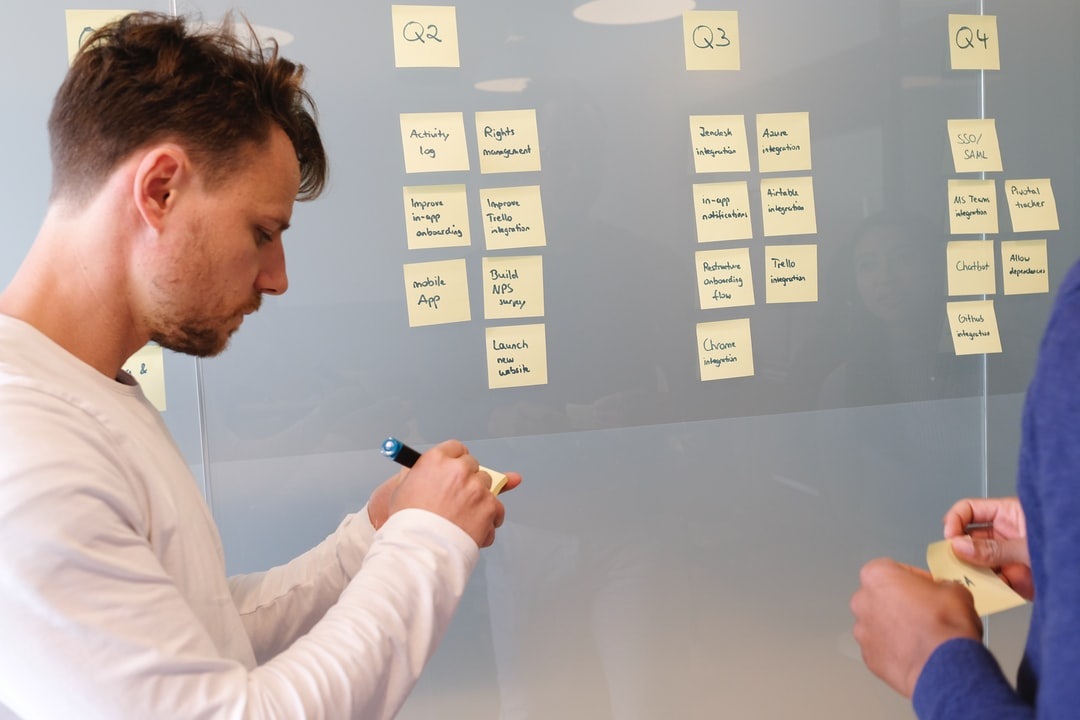 Kanban Boards: Continuous Improvement for Financial Services