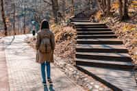Simply Walk Away  obsession stories