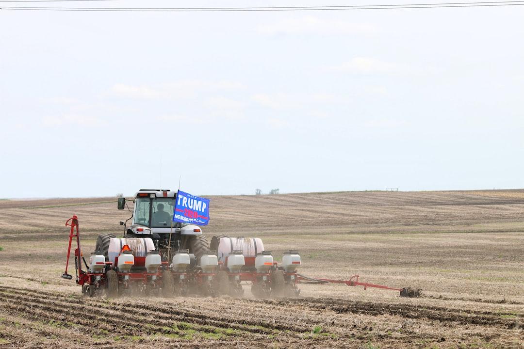 Farmers for Trump. Donald Trump 2020 South Dakota