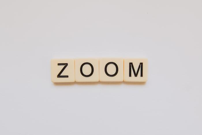 zoom words