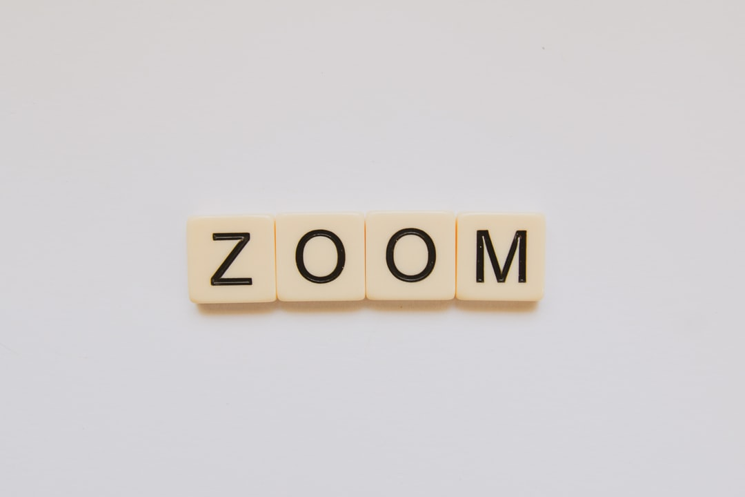 zoom letters