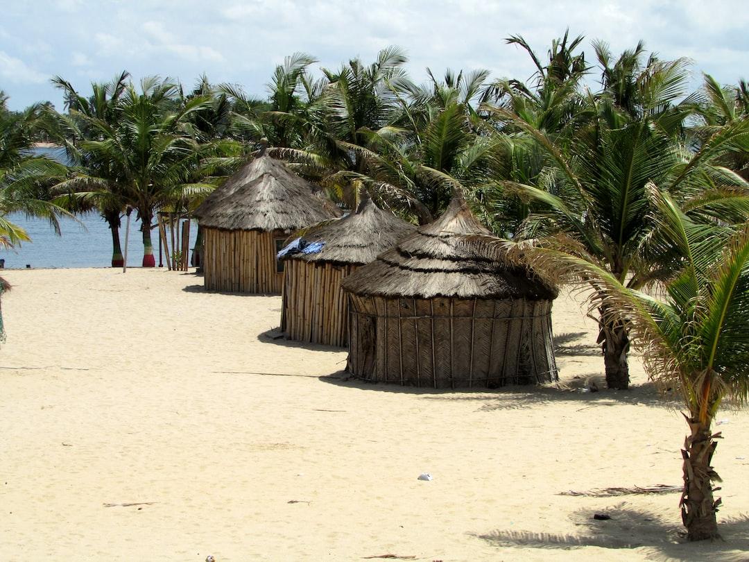 Beach @Ghana