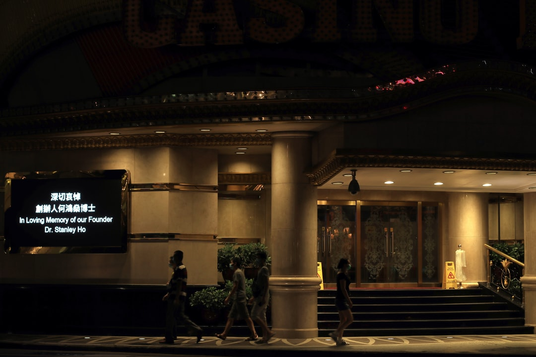 Lights off at all SJM Holdings Casinos in Macau is respect for the passing of the Founder Dr. Stanley Ho