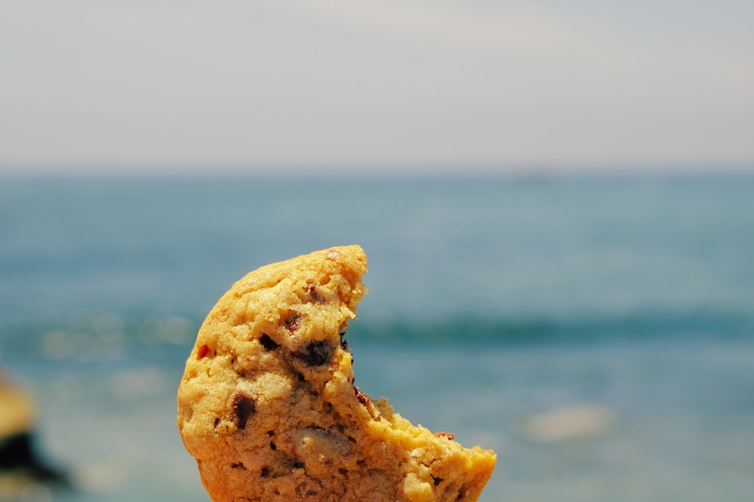 """""""Sea"""" is for cookie."""
