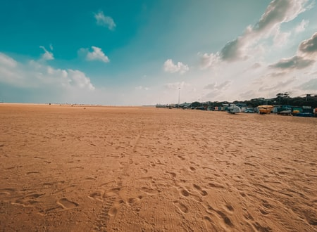 marina-beach-chennai beach
