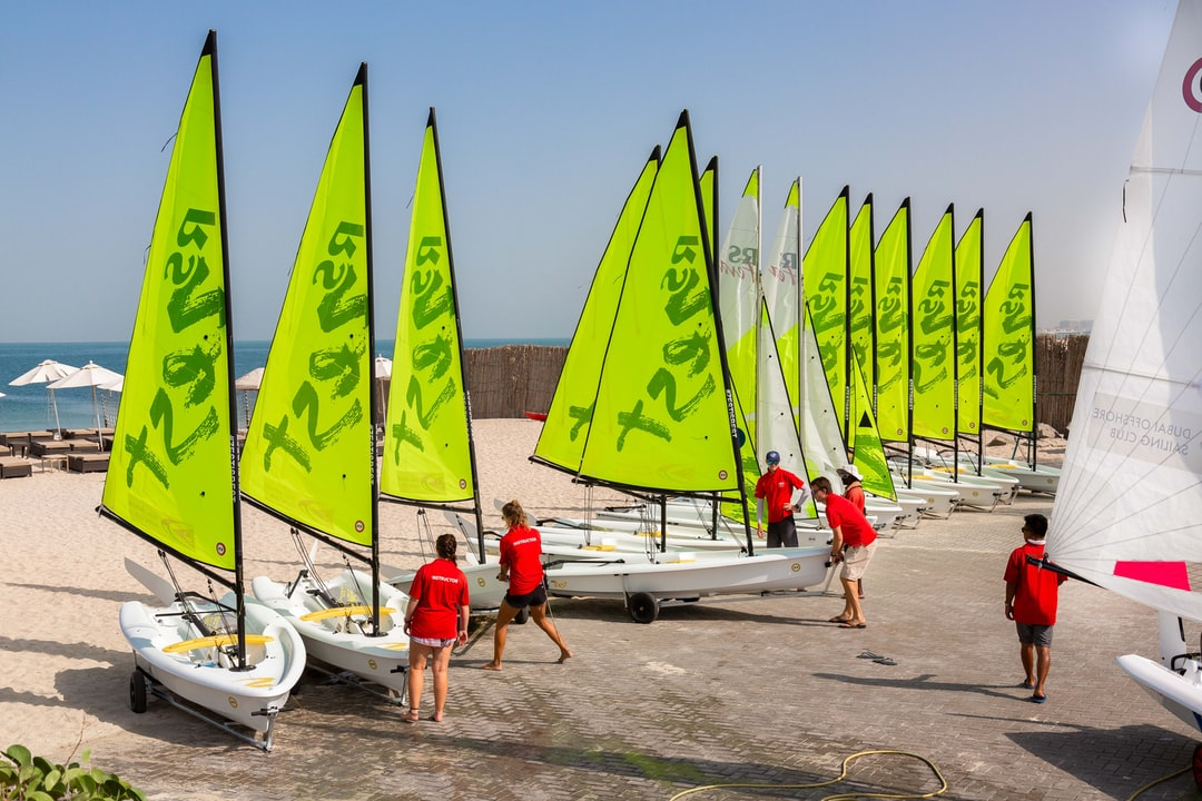 Dubai Offshore Sailing Club, United Arab Emirates