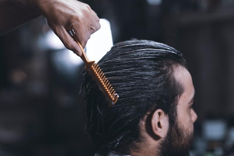 運動 洗頭 多久洗一次頭 掉髮 男性保養