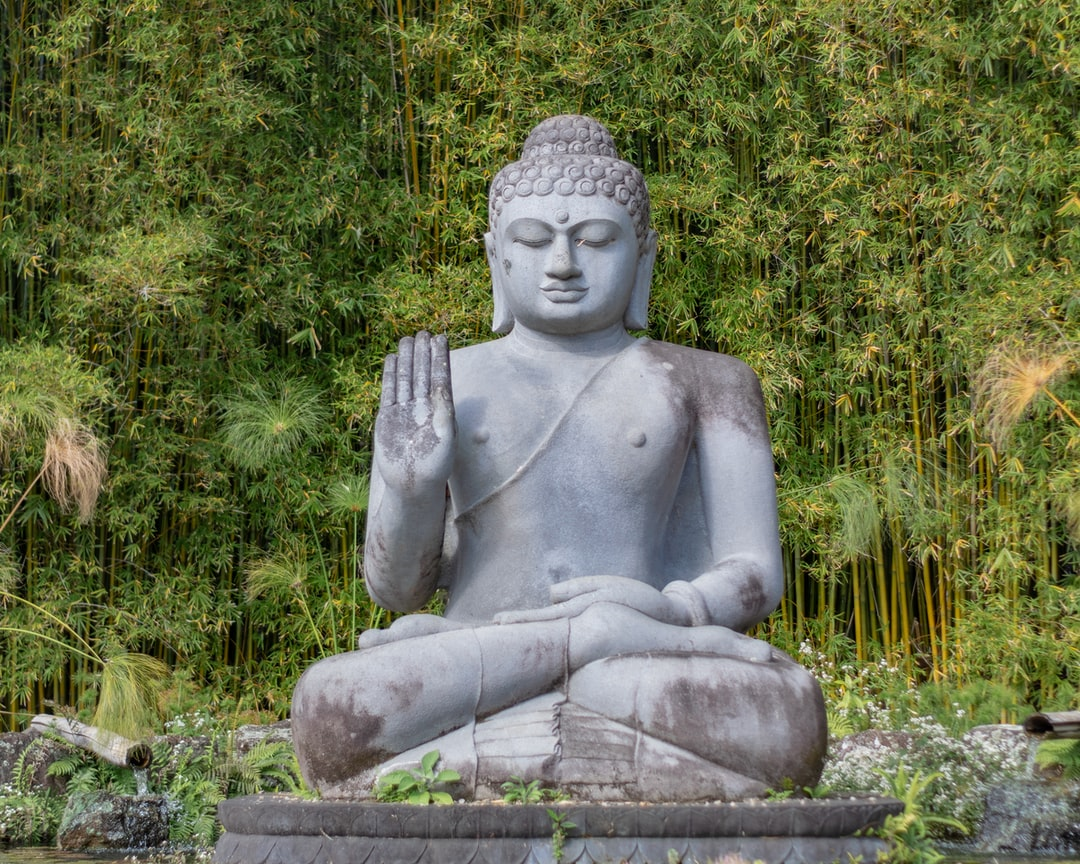 Gautama Buddha.