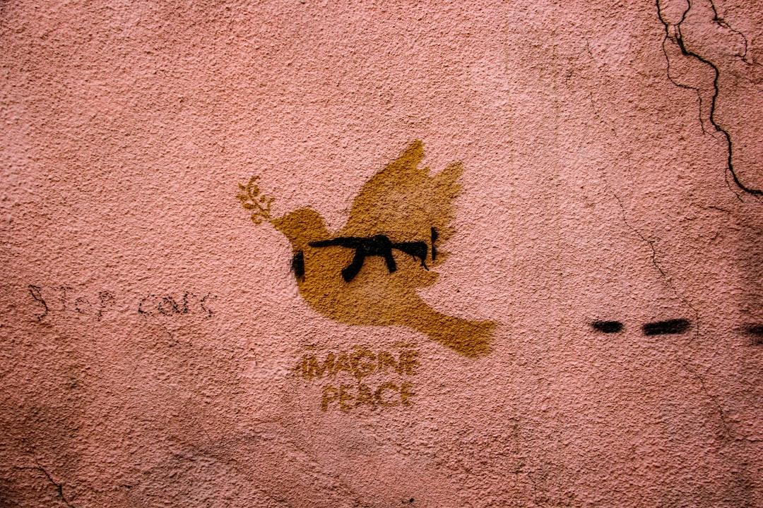 Peace, Street art