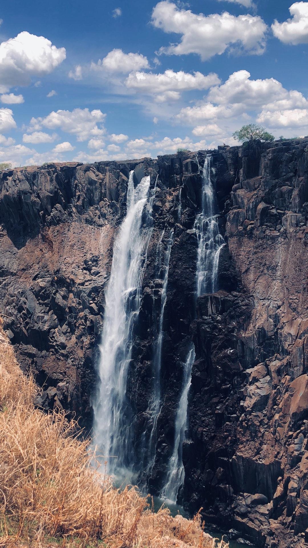 AKA Victoria Falls