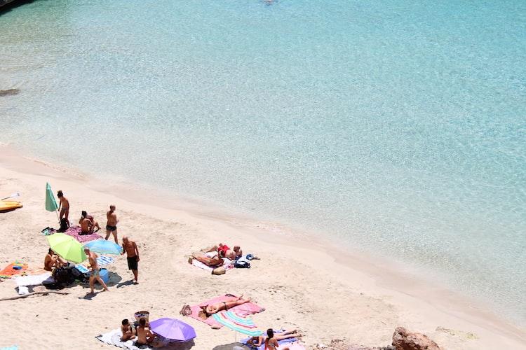 Playa de Langre beach