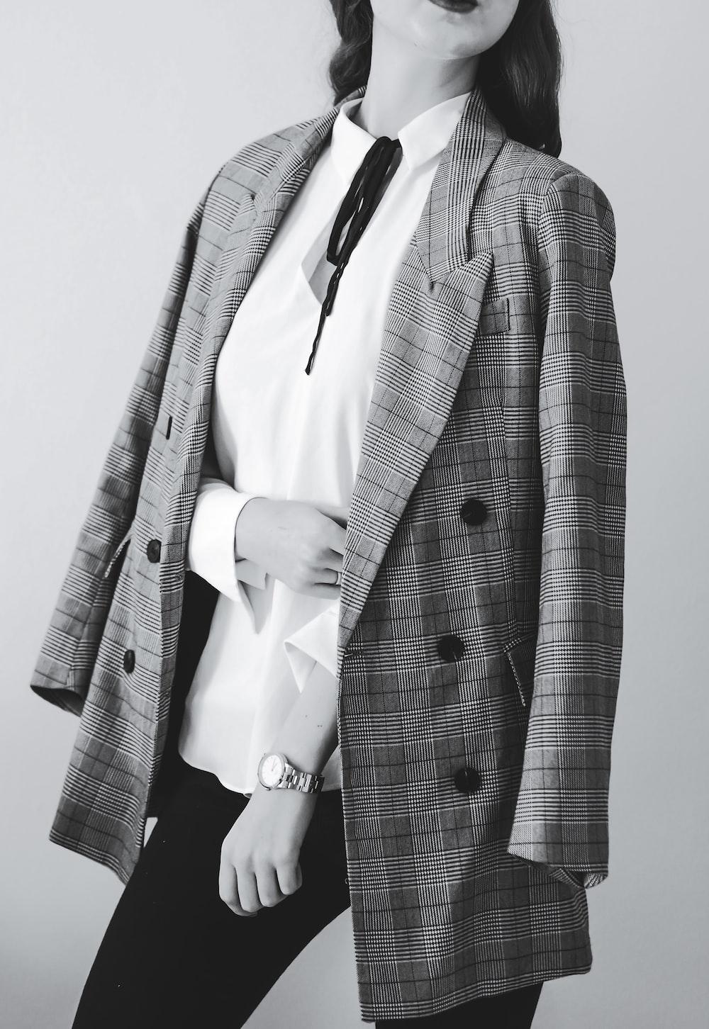 man in brown and black coat
