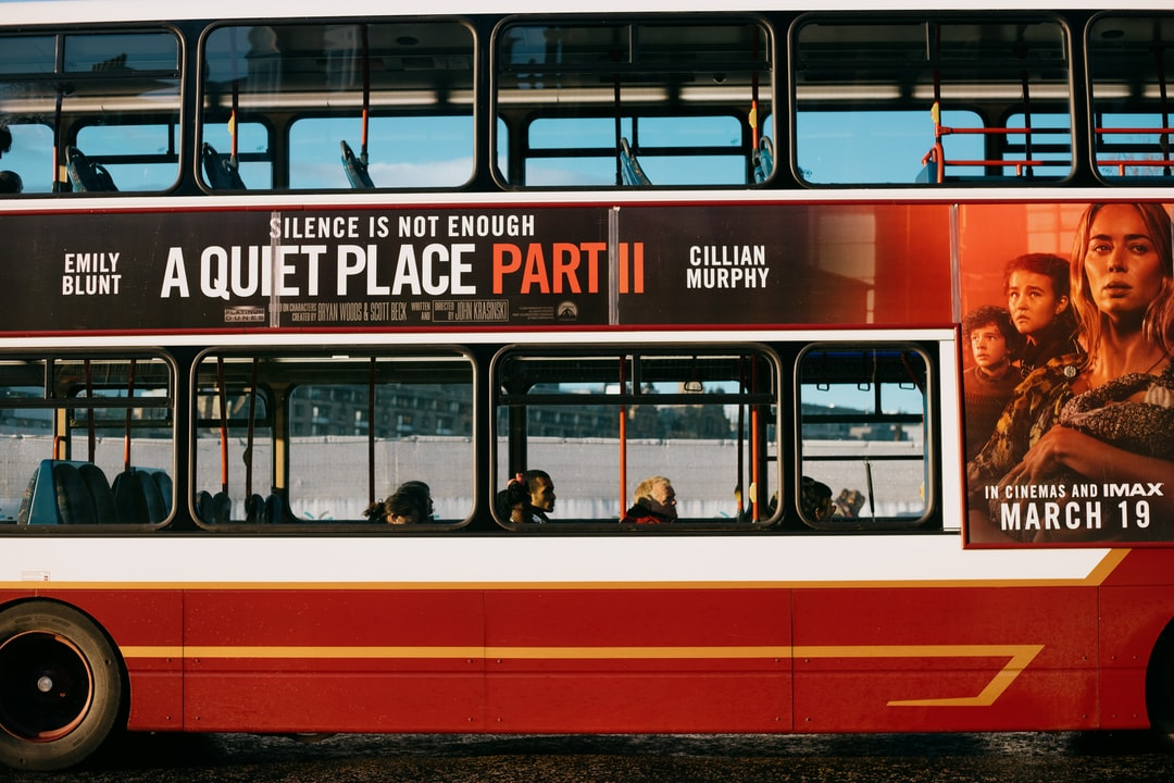 The bus was my quiet place in a loud, fast-moving world.