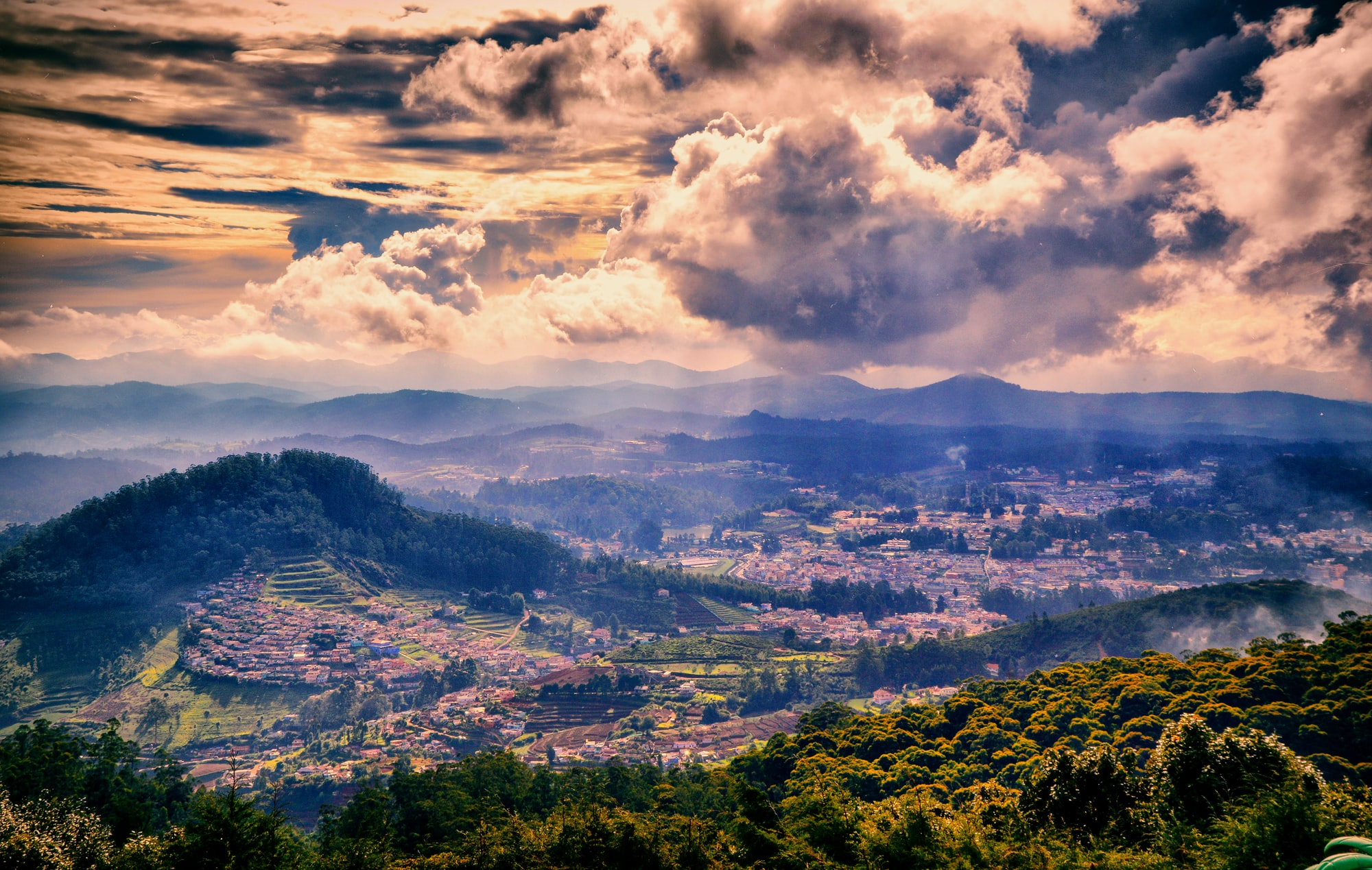 "Ooty in the Southern Indian State of Karnataka is fondly called the ""Queen of hill stations""."