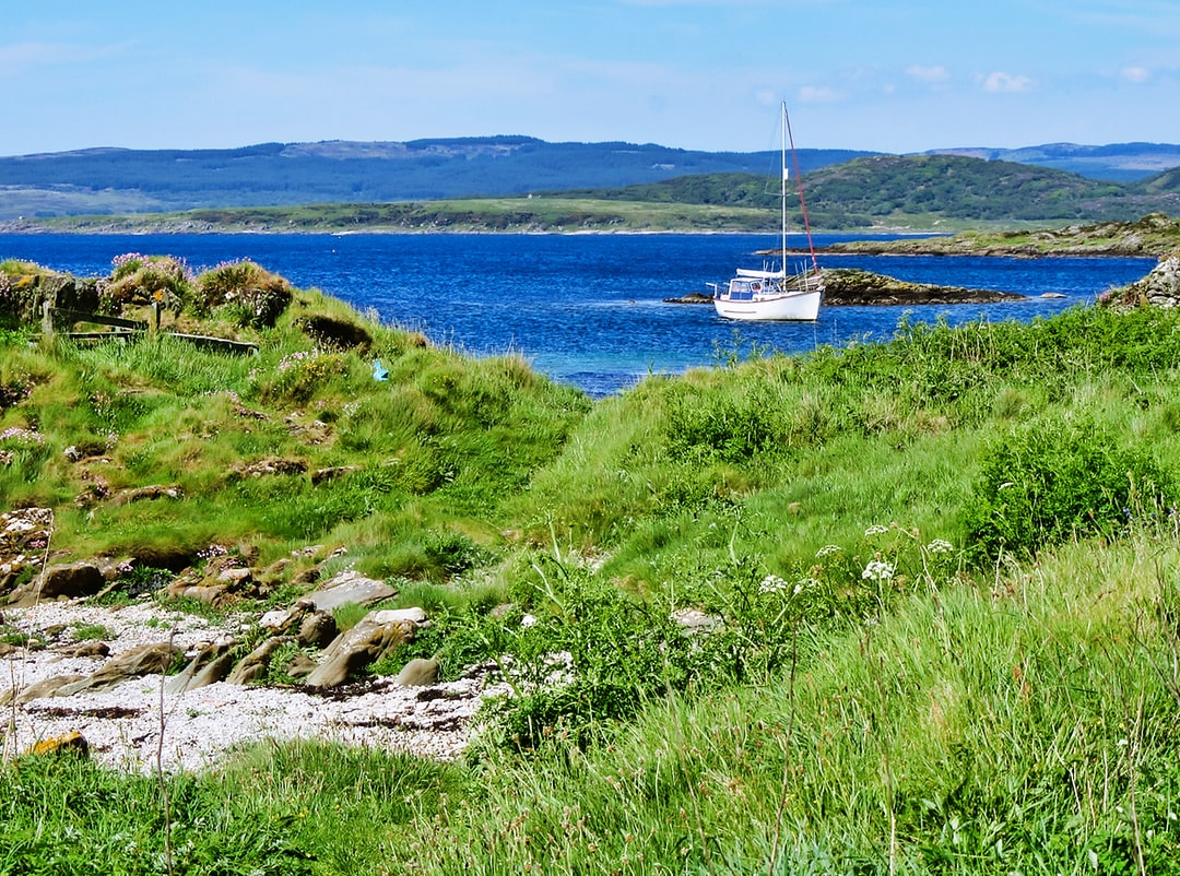 View from the West Coast of the Kintyre Peninsula