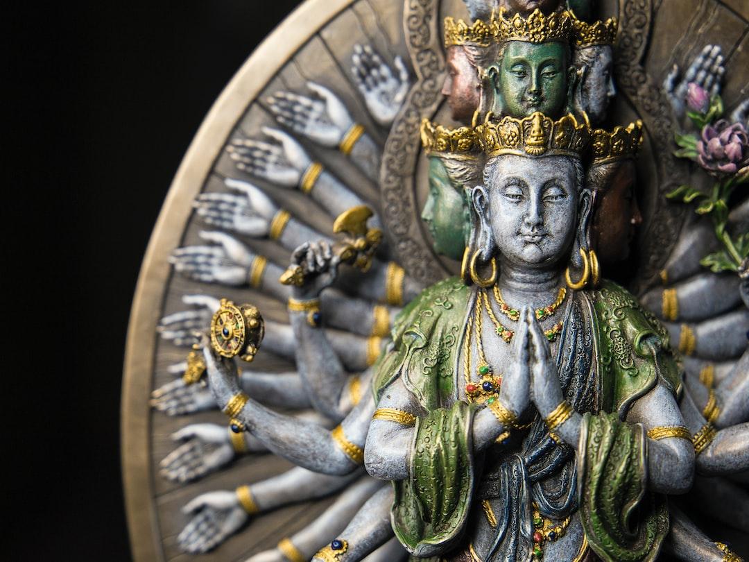 Avalokitesvara Eleven Faced