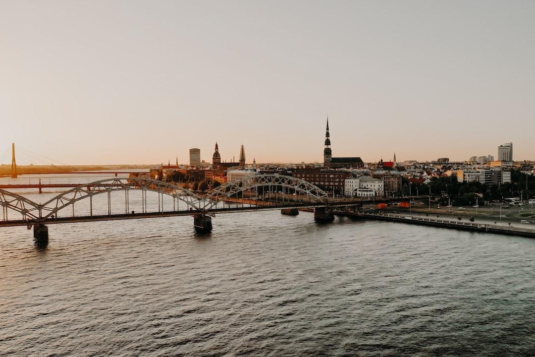Rīga - unsplash
