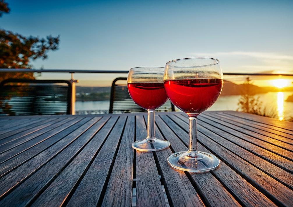 Stap 4 van de wijnproeverij, beoordeel de nasmaak