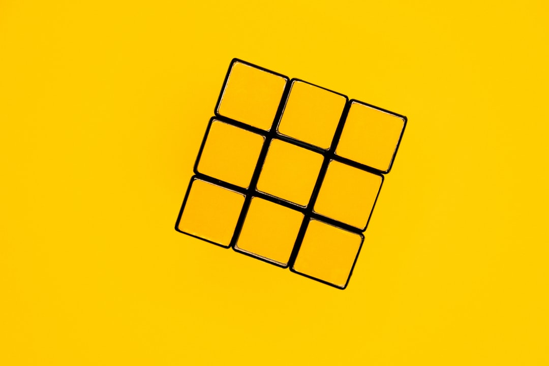 Still life Rubik cube